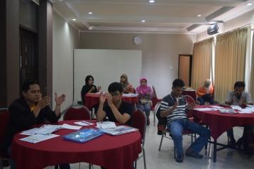 Workshop AMC Bandung - 27 Mei 2017
