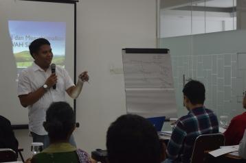 Workshop AMC Jakarta - 29 April 2017