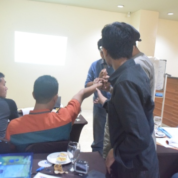 workshop amc reguler 16 Februari 2019 10
